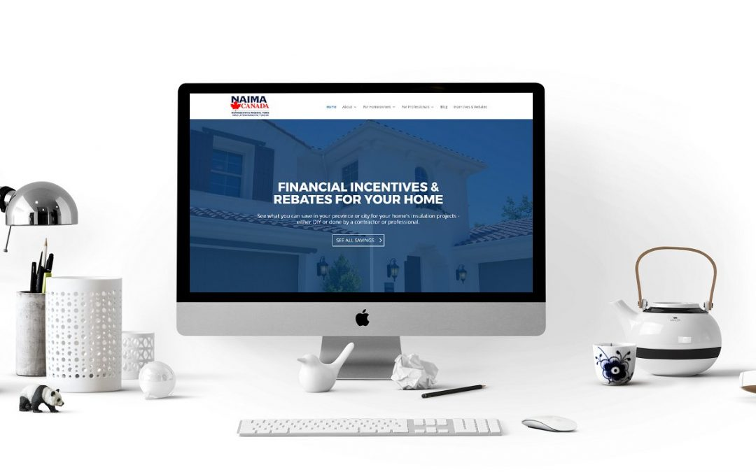 NAIMA Canada's New Website Is Here